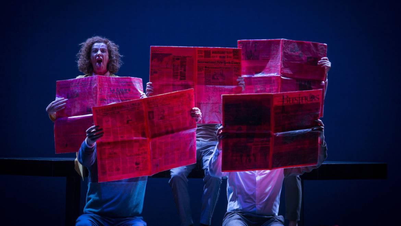 Zenit, la realitat a la seua mesura, i l'OSCE en el Gran Teatre d'Elx aquest cap de setmana
