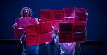 Zenit, la realidad a su medida, y la OSCE en el Gran Teatre de Elche este fin de semana