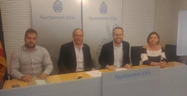 El Ayuntamiento presenta la novena edición de la convivencia empresarial organizada por AESEC