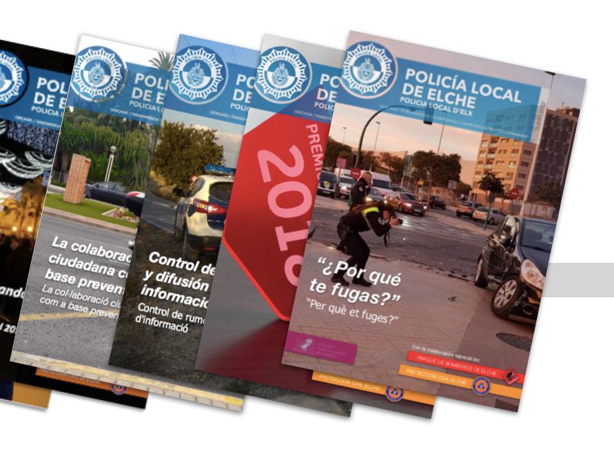 Revista Policía Local de Elche – Junio 2018