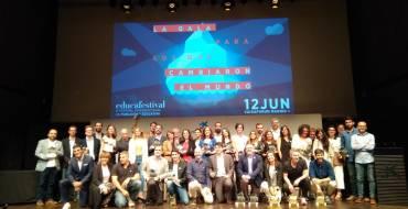 La campaña Silencio Incómodo del Ajuntament d'Elx obtiene el Buho de bronce en los Premios EducaFestival.
