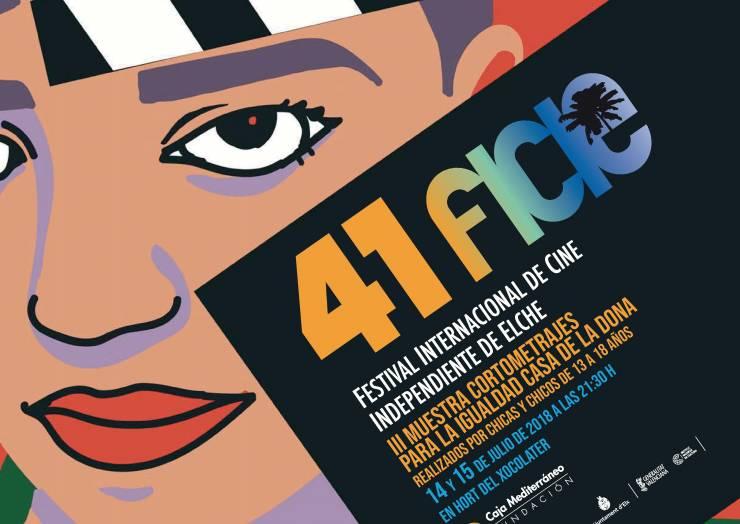 III Muestra de Cortometrajes en el Festival de Cine Independiente de Elche