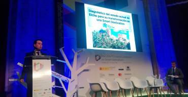 Visitelche en el II Congreso Internacional de Destinos Turísticos Inteligentes de Oviedo