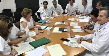 El Departamento del Hospital General Universitario de Elche  invertirá más de 2.500.000 € en futuras mejoras sanitarias