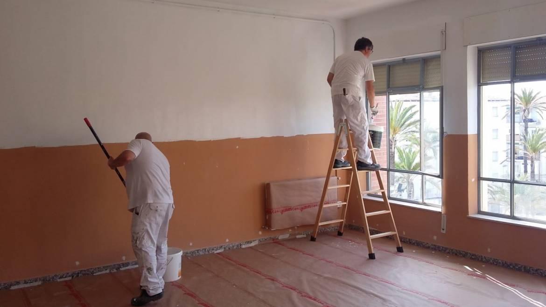 Mantenimiento destina medio millón de euros al acondicionamiento y mejoras en centros educativos