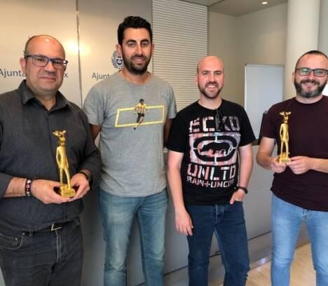 Las campañas del Ayuntamiento de Elche triunfan en los Premios Alce
