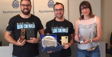 Los ilicitanos Manolo Costa y Mindanguillo representarán a Europa en el Mundial de Magia Cómica