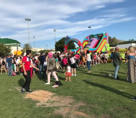 Clausurados los Juegos Escolares Municipales en Elche