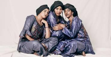 Les filles de illighadad en L'Escorxador d'Elx