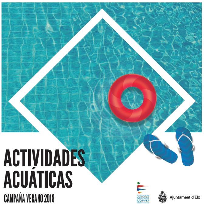 Campanya d'estiu en les piscines municipals