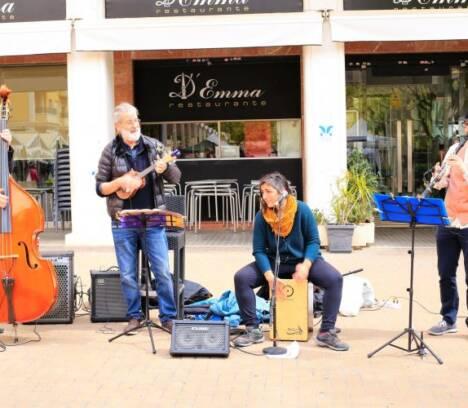 Fusta & jazz en el Raval