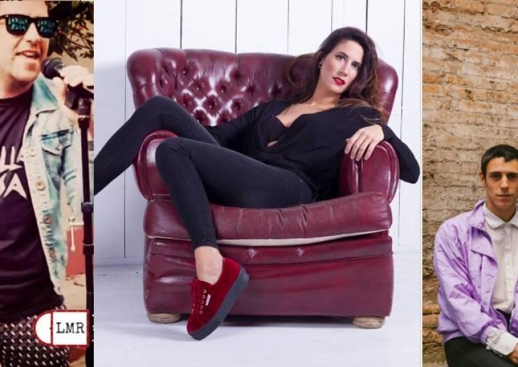 Ladilla Rusa + El último vecino + Ley DJ en L'Escorxador en Festes