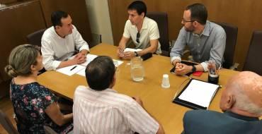 El alcalde propone vincular la Cátedra San Crispín con el Campus Tecnológico y el Centro de Diseño y Moda del Calzado
