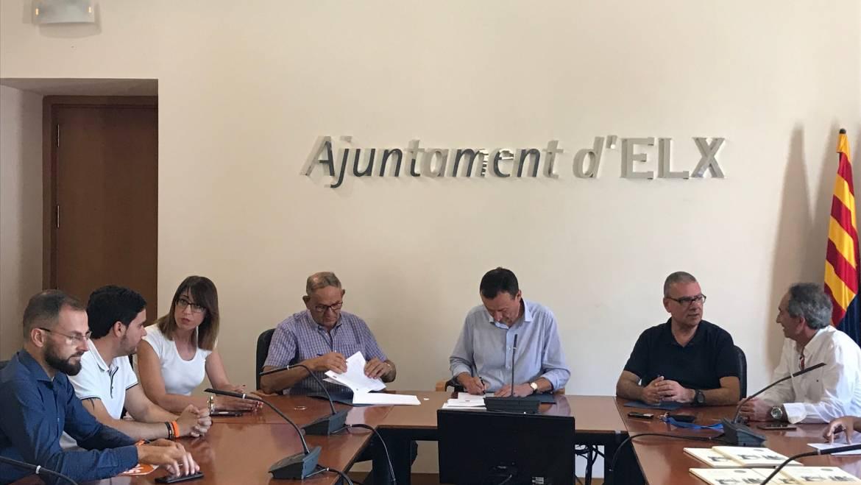 La subvención municipal al Museo de Pusol alcanza este año los 70.000 euros