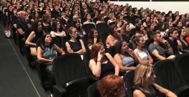 Trobada de 400 professors de Primària i Infantil d'Elx en el Centre de Congressos