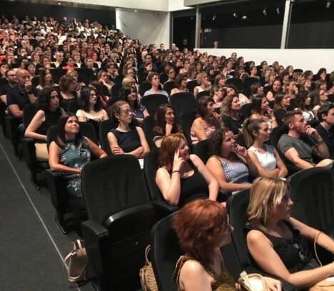 Encuentro de 400 profesores de Primaria e Infantil de Elche en el Centro de Congresos