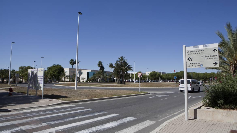 El Ayuntamiento garantiza la actuación en el Parque Empresarial a pesar de que las ayudas del IVACE han sido para el Polígono de Carrús
