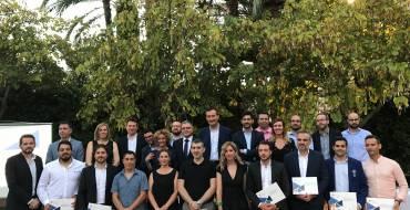 Jovempa celebra en Elche la gala de la Consolidación de Empresas