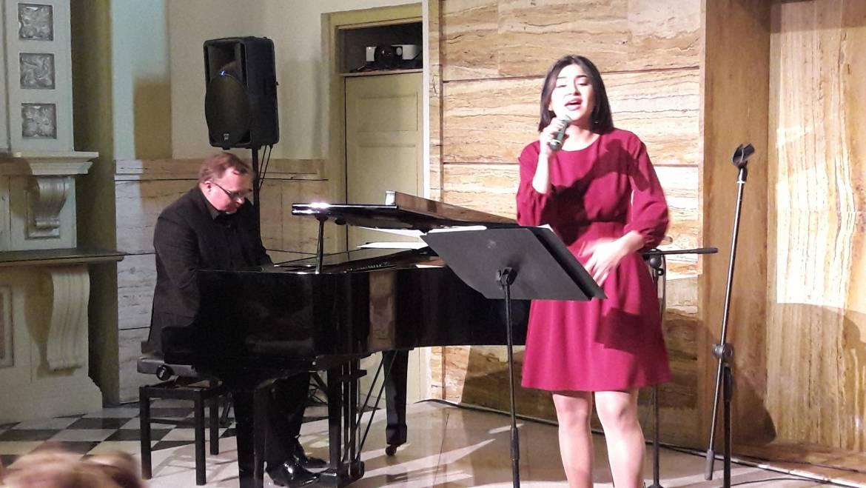 Un millar de personas saborean la música clásica en Las Clarisas