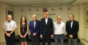 La Junta Rectora del Misteri tria per unanimitat a l'empresari Francisco Borja com a president