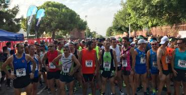 Andrés Micó guanya l'XI Mitat de Mitja Marató de Torrellano