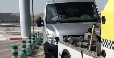 Actuació contra el transport il·legal de viatgers en l'Aeroport
