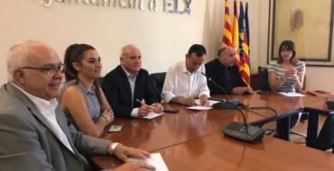 Ayuntamiento, Generalitat y Obispado nombran a los nuevos patronos del Misteri