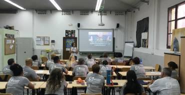 Charlas sobre el Fomento de la Cultura Emprendedora en una Ciudad Solidaria en los programas Et Formem y T'Avalem