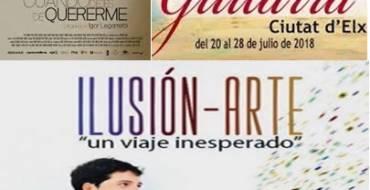 Agenda cultural del 16 al 22 de julio