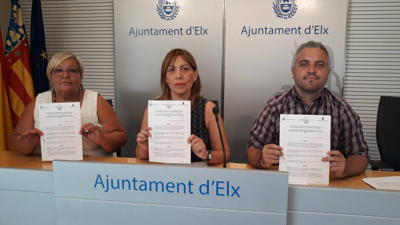 Convenio de los ayuntamientos de la Comarca Baix Vinalopó en materia de Igualdad