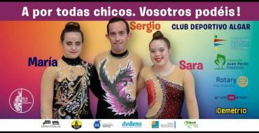 Campeonato del mundo d'sigo de gimnasia rítmica de síndrome de Down
