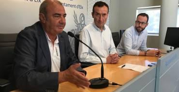 Distrito Digital comercializará el proyecto ilicitano Campus Tecnológico para captar inversiones y talento