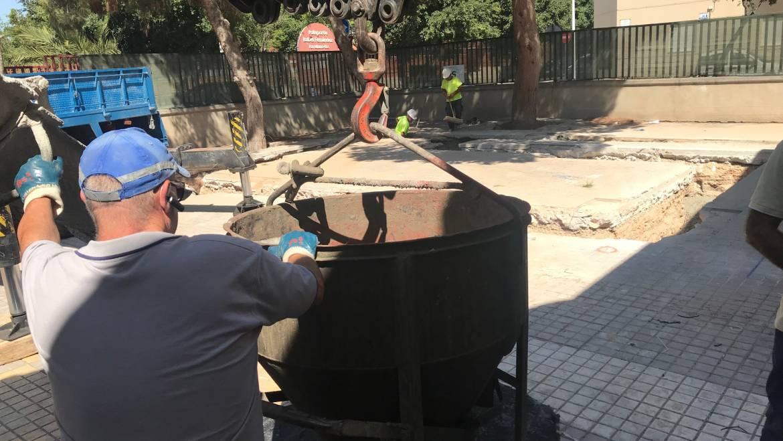 Torrellano contará en septiembre con un escenario polivalente en el colegio público Antonio Machado