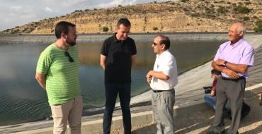 El riego de socorro del Júcar permitirá garantizar las cosechas de cítricos y hortalizas de 500 hectáreas en Elche