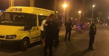 Vigilancia nocturna del día 11 por las fiestas patronales