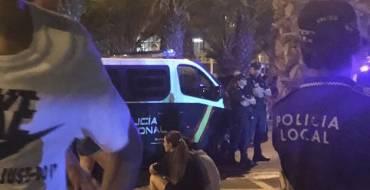 Detenidos por presunto delito continuado los autores de varias sustracciones de móviles
