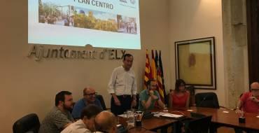 El proyecto de revitalización del centro histórico de Elche suscita un amplio consenso político y social