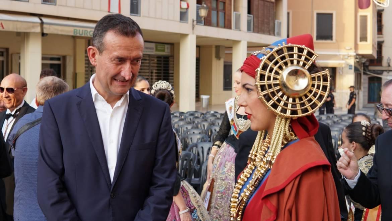 Celebración del acto institucional por el 121 aniversario del hallazgo de la Dama de Elche