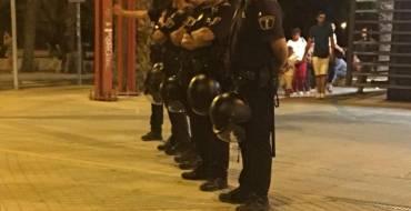 Vigilancia nocturna del día 10 por las fiestas patronales
