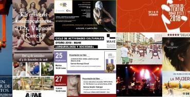 Torna la programació de la Sala Cultural La Llotja amb la Nit Sabinera