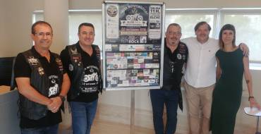 """La ciudad acogerá cerca de un millar de moteros en la Ruta Mototurística """"Elche Oasis Mediterráneo"""""""