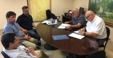El Ayuntamiento firma un convenio con la Asociación de Antiguos Alumnos de Don Bosco