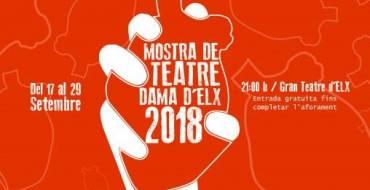 XXIII Mostra de Teatre Dama d´Elx