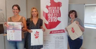 Un total de 167 actores pisarán el Gran Teatro en la Muestra de Teatro Dama d'Elx 2018
