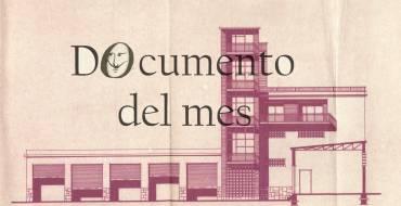 Noviembre: El parque de bomberos de Elche en la calle M. López Quereda