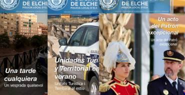 Revista Policía Local de Elche – Octubre 2018