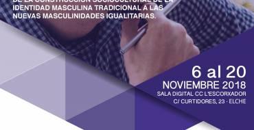 """Curso """"Masculinidad y Relaciones de Género: De la Construcción Sociocultural de la identidad masculina tradicional a las nuevas Masculinidades Igualitarias"""