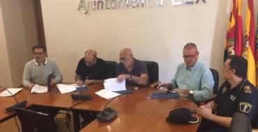 El Ayuntamiento estrecha su colaboración con la Fundación Secretariado Gitano