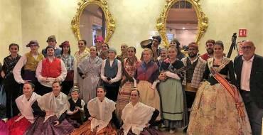 Celebració del Pilar pel Centre Aragonés d'Elx en el Gran Teatre