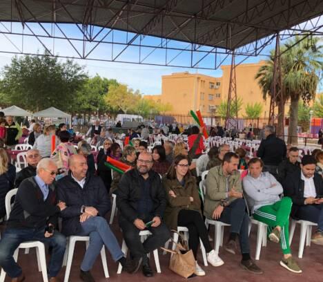 Los Palmerales acoge la celebración del Día de Convivencia Vecinal